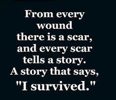 Scar survival