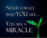 Miracleyouare