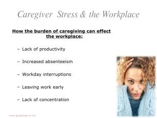 caregiverandworkstress