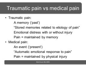 Traumatic+pain+vs+medical+pain