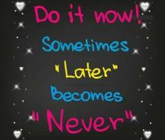 laternever